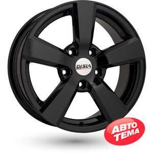 Купить DISLA Formula 503 Black R15 W6.5 PCD4x100 ET35 DIA67.1