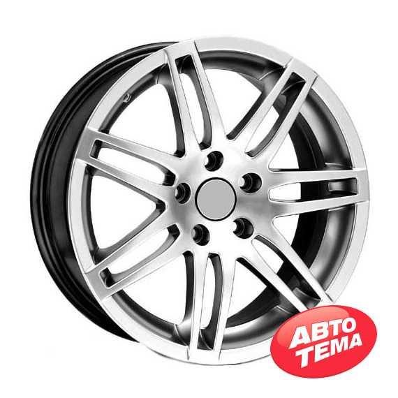 WSP ITALY RS 4 NAPLES AU39 W539 Hyper Silver - Интернет магазин шин и дисков по минимальным ценам с доставкой по Украине TyreSale.com.ua