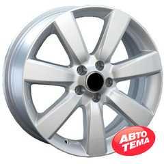 REPLICA BKR 458 Silv - Интернет магазин шин и дисков по минимальным ценам с доставкой по Украине TyreSale.com.ua