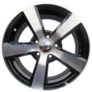 Купить DISLA Formula 503 BD R15 W6.5 PCD5x112 ET35 DIA57.1