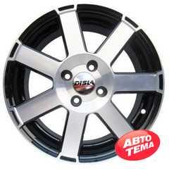 Купить DISLA HORNET 601 BD R16 W7 PCD5x112 ET38 DIA57.1