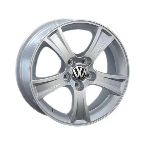 REPLICA FORD 5027 Silver - Интернет магазин шин и дисков по минимальным ценам с доставкой по Украине TyreSale.com.ua