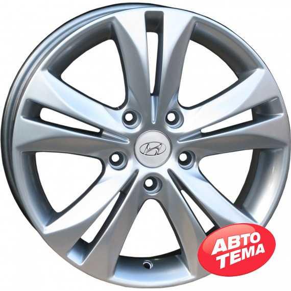 REPLICA Hyundai AR 028 Silver - Интернет магазин шин и дисков по минимальным ценам с доставкой по Украине TyreSale.com.ua