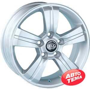 Купить REPLICA Kia AF 7575 Silver R16 W6.5 PCD5x114.3 ET46 DIA67.1
