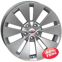 Купить REPLICA Kia A 409 BF R18 W7.5 PCD5x114.3 ET40 DIA67.1