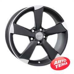 REPLICA Audi AR217 BFM - Интернет магазин шин и дисков по минимальным ценам с доставкой по Украине TyreSale.com.ua