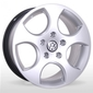 Купить REPLICA Volkswagen AR 163 Silver R16 W7 PCD5x100 ET35 DIA57.1