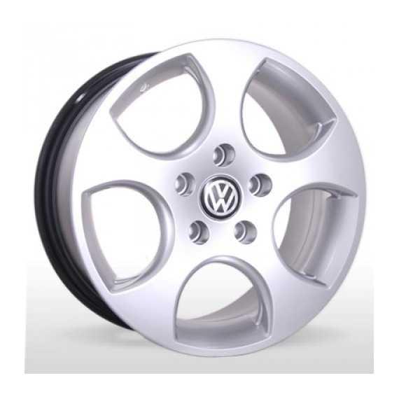 REPLICA Volkswagen AR 163 Silver - Интернет магазин шин и дисков по минимальным ценам с доставкой по Украине TyreSale.com.ua
