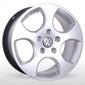 Купить REPLICA Volkswagen AR 163 Silver R17 W7 PCD5x112 ET45 DIA57.1