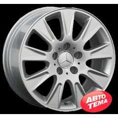 Купить REPLICA Mercedes A 094 Silver R15 W7 PCD5x112 ET35 DIA66.6