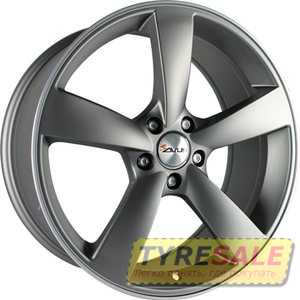 Купить AVUS AF10 Matt Anthracite Polished R20 W9 PCD5x120 ET45 DIA65.1