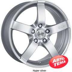 AVUS Falcon Hyper Silver - Интернет магазин шин и дисков по минимальным ценам с доставкой по Украине TyreSale.com.ua