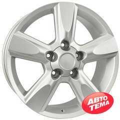 Replica Toyota A 565 Silver - Интернет магазин шин и дисков по минимальным ценам с доставкой по Украине TyreSale.com.ua