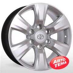 Replica Toyota A 282 Silver - Интернет магазин шин и дисков по минимальным ценам с доставкой по Украине TyreSale.com.ua