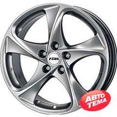 RIAL CATANIA Sterling Silver - Интернет магазин шин и дисков по минимальным ценам с доставкой по Украине TyreSale.com.ua