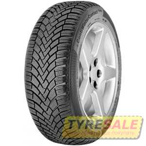 Купить Зимняя шина CONTINENTAL CONTIWINTERCONTACT TS 850 155/65R14 75T