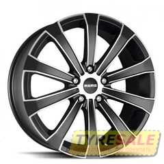 Купить MOMO EUROPE Matt CarbonPolished R18 W8 PCD5x112 ET45 DIA72.3