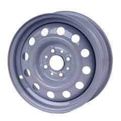 Купить КрКЗ ВАЗ 2110 серый R14 W5 PCD4x98 ET35 DIA58.6