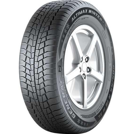Зимняя шина GENERAL TIRE Altimax Winter Plus - Интернет магазин шин и дисков по минимальным ценам с доставкой по Украине TyreSale.com.ua