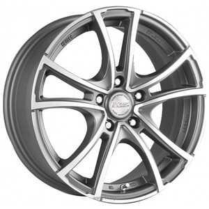 Купить RW (RACING WHEELS) H496 DMSF/P R14 W6 PCD4x98 ET38 DIA58.6