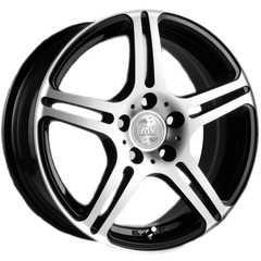 RW (RACING WHEELS) H-568 BK F/P - Интернет магазин шин и дисков по минимальным ценам с доставкой по Украине TyreSale.com.ua