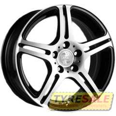 Купить RW (RACING WHEELS) H-568 BK F/P R15 W6.5 PCD4x98 ET38 DIA58.6