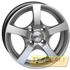 Купить RS WHEELS Wheels 5189 TL HS R14 W6 PCD4x108 ET25 DIA65.1