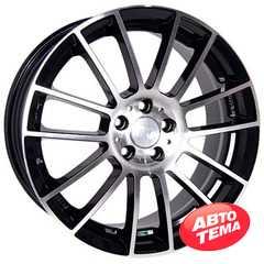 Купить RW (RACING WHEELS) H408 BKF/P R16 W7 PCD5x108 ET40 DIA67.1