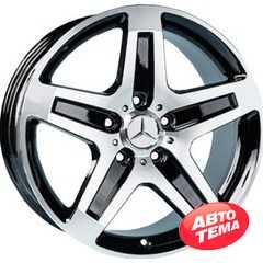 REPLICA Mercedes AR775 BF - Интернет магазин шин и дисков по минимальным ценам с доставкой по Украине TyreSale.com.ua