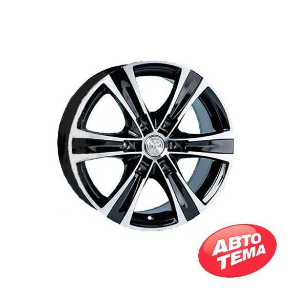 REPLICA Toyota JT1331 BM - Интернет магазин шин и дисков по минимальным ценам с доставкой по Украине TyreSale.com.ua