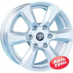 Купить REPLICA Toyota T705 S R17 W7.5 PCD6x139.7 ET25 DIA106.1