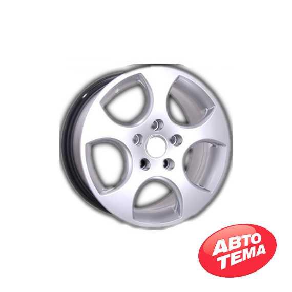 REPLICA Skoda AR163 S - Интернет магазин шин и дисков по минимальным ценам с доставкой по Украине TyreSale.com.ua