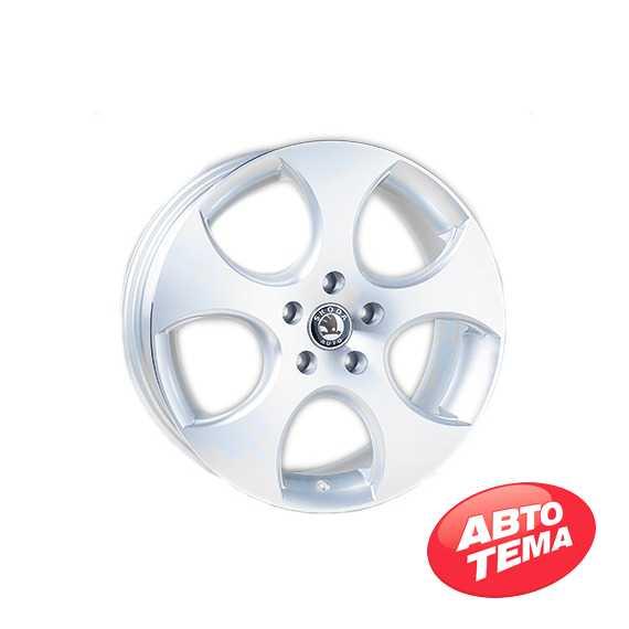 REPLICA Skoda JT1095 MS - Интернет магазин шин и дисков по минимальным ценам с доставкой по Украине TyreSale.com.ua