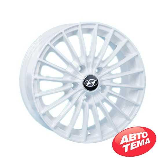 REPLICA Hyundai T637 W - Интернет магазин шин и дисков по минимальным ценам с доставкой по Украине TyreSale.com.ua