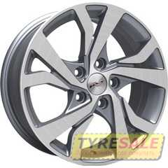 Купить RS WHEELS 787 MG R15 W6.5 PCD5x114.3 ET38 DIA67.1