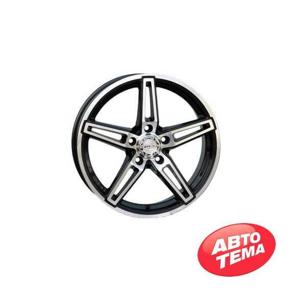 RS WHEELS Wheels 5336TL MB - Интернет магазин шин и дисков по минимальным ценам с доставкой по Украине TyreSale.com.ua
