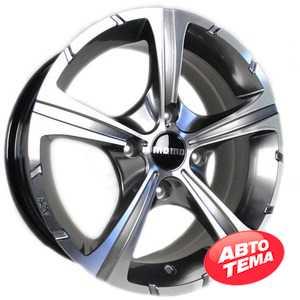 Купить RZT 53033 MG R14 W6 PCD4x98 ET35 DIA58.6