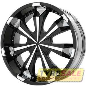 Купить VERDE 57 Black Ice R17 W7.5 PCD5x108/110 ET38 DIA72.6