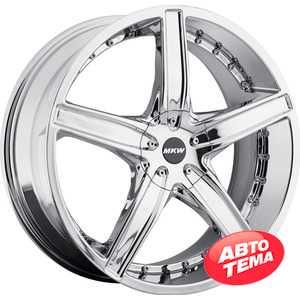 Купить MKW () M-107 Chrome R18 W7.5 PCD5x112/114.3 ET40 DIA73.1