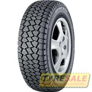 Купить Зимняя шина GENERAL TIRE Eurovan Winter 215/65R16C 109/107R (Под шип)
