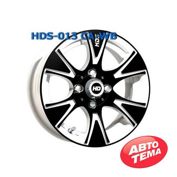 HDS 013 CA WB - Интернет магазин шин и дисков по минимальным ценам с доставкой по Украине TyreSale.com.ua