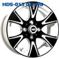 Купить HDS 013 CA WB R13 W5.5 PCD4x98 ET12 DIA58.6