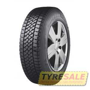 Купить Зимняя шина BRIDGESTONE Blizzak W-810 195/75R16C 107/105R