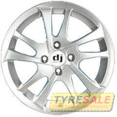 Купить DJ 395 S R14 W6 PCD4x114.3 ET33 DIA67.1