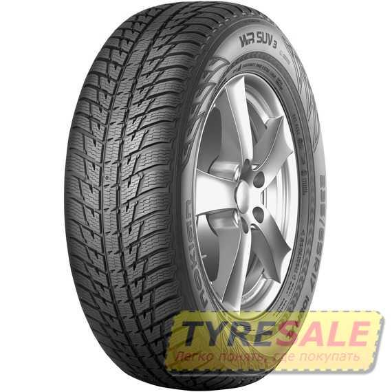 Зимняя шина NOKIAN WR SUV 3 - Интернет магазин шин и дисков по минимальным ценам с доставкой по Украине TyreSale.com.ua
