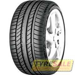 Купить Летняя шина CONTINENTAL ContiSportContact 225/50R16 92W
