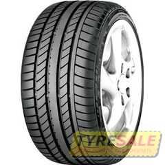 Купить Летняя шина CONTINENTAL ContiSportContact 225/50R16 92W
