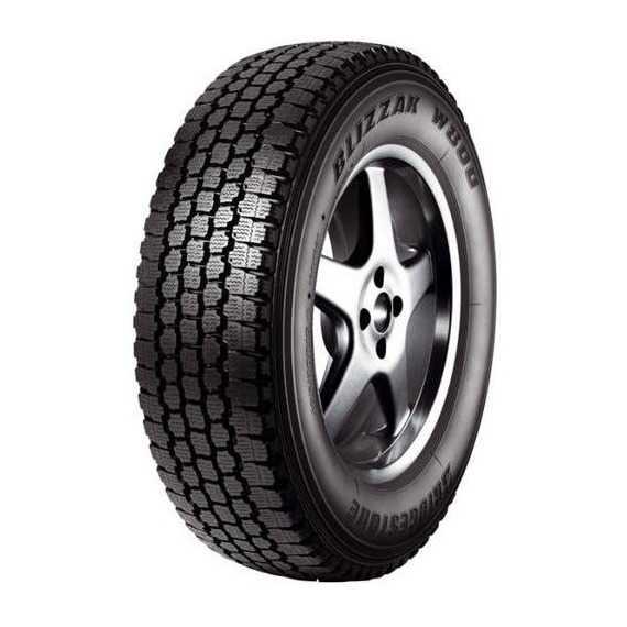 Зимняя шина BRIDGESTONE W800 - Интернет магазин шин и дисков по минимальным ценам с доставкой по Украине TyreSale.com.ua