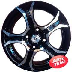 ZD WHEELS 830 BMF - Интернет магазин шин и дисков по минимальным ценам с доставкой по Украине TyreSale.com.ua