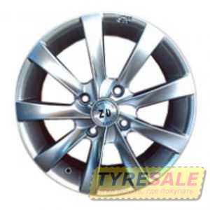 Купить ZD WHEELS 389 GMF R15 W7 PCD5x100 ET38 DIA63.4